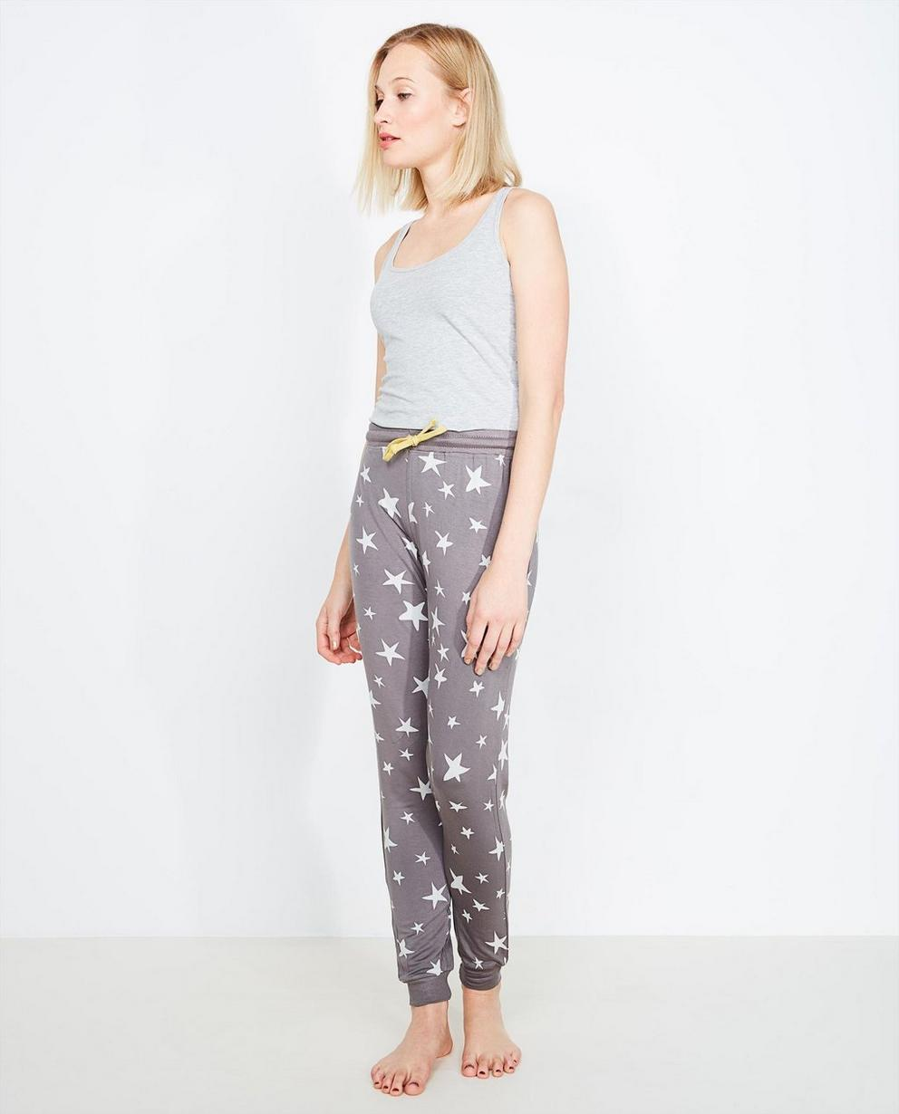 Pyjamabroek met print - I AM - JBC